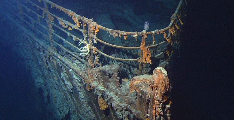 $125K Submarine Tours of Titanic to Start in 2021