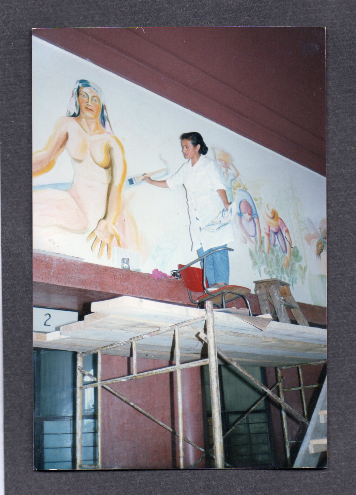Peinture Murale (1991-1993) (2)