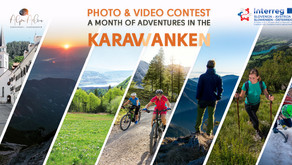 Slovenia and Austria are inviting you to connected adventures in the Karavanke/Karawanken