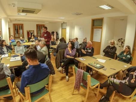 Konstruktivno vzdušje foruma Triglavskega narodnega parka