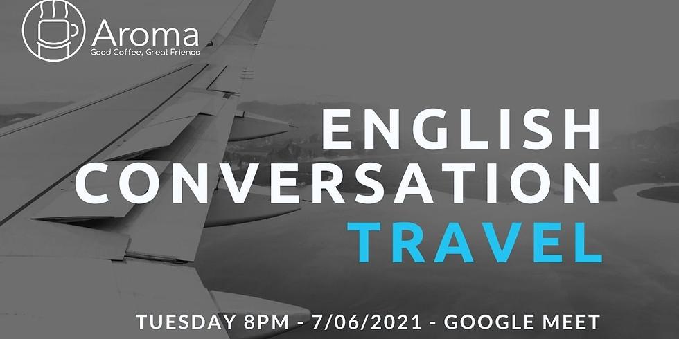 Online English Conversation - Travel