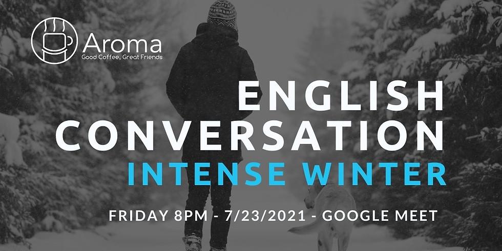 Online English Conversation - Winter