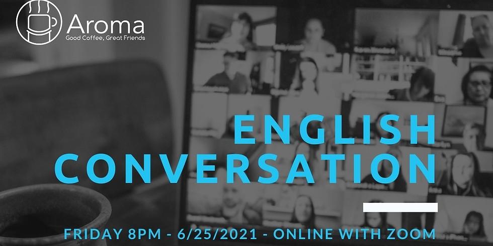 Online English Conversation - Thinking Games