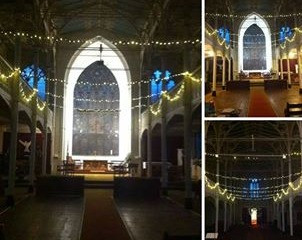 St. Georges Church Light & Bright Party