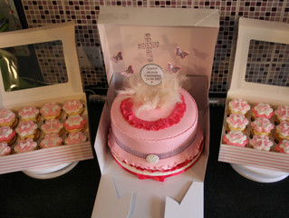 Christening Cakes Liverpool