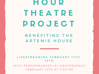 Artemis House 24 Hour Theater Project   Show Info