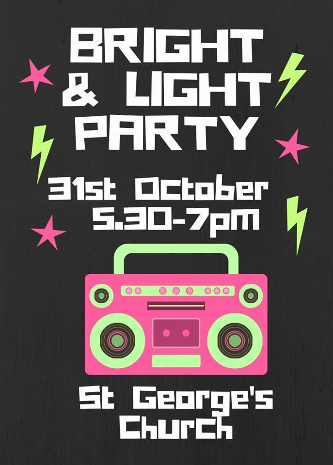 Bright Party Flyer