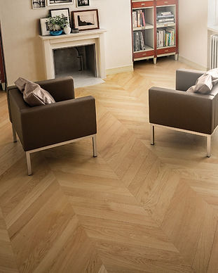 parquet rovere spina ungherese spazzolat