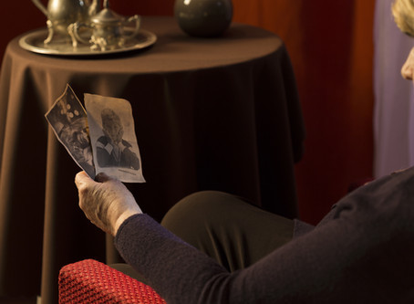 How a Medium can help you overcome the grief of a lost loved one.
