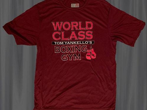 Red Performance Shirt