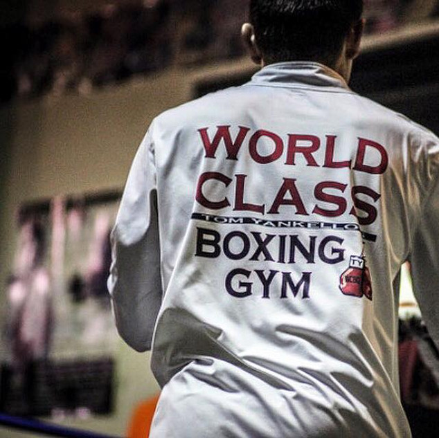 Tom Yankello- World Class Boxing Gym