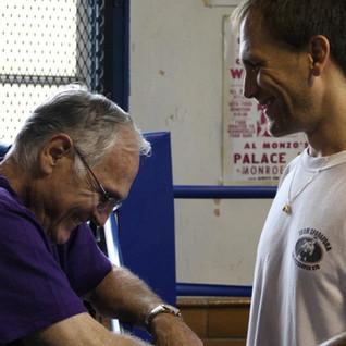 Tom Yankello Sr. & Tom Yankello Jr.