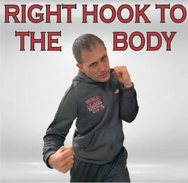 THE RIGHT HOOK TO THE BODY
