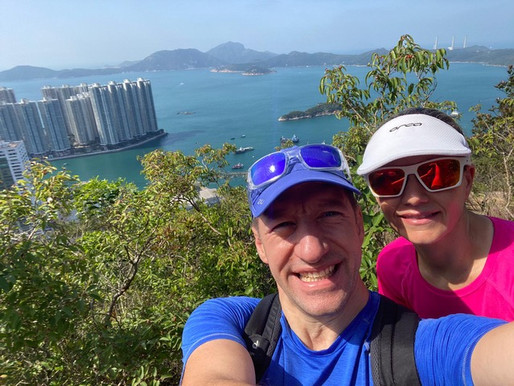 Hong Kong trail Ultra ~ Abi Tyrell