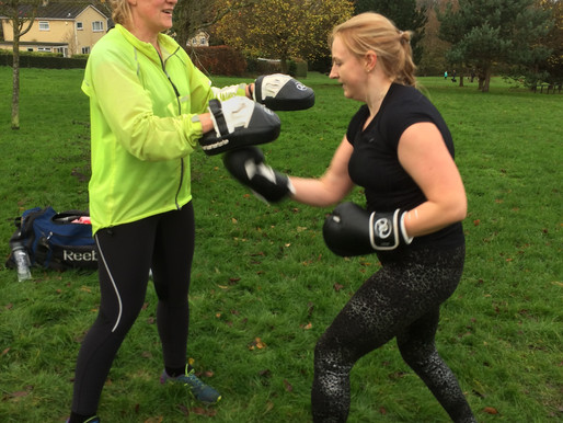 My training diary for Race to the King part II ~ Ciara Davies
