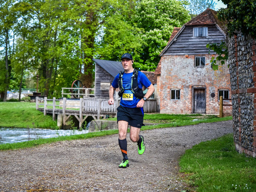 How to run a 50km Ultra and manage the inevitable curve balls with poise ~ Pete Davies