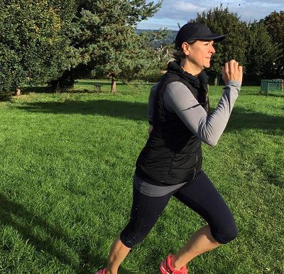 How I started running ~ Melita Armitage