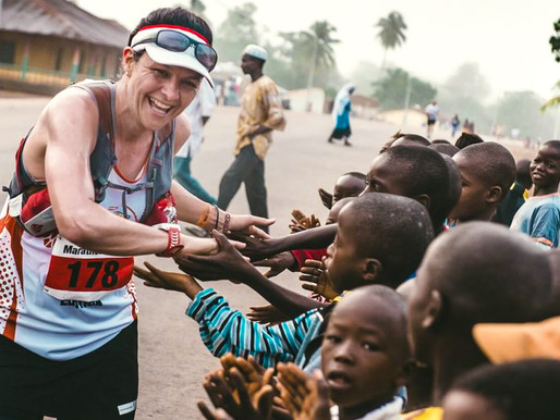 Street Child and the Sierra Leone Marathon