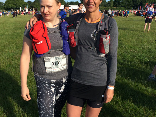My training diary for Race to the King Part IV ~ Ciara Davies