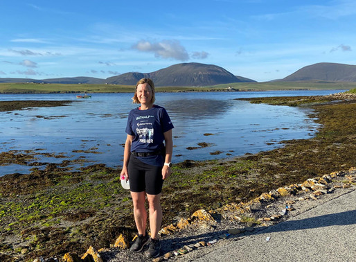 COVID19 has affected my running ~ Mary Lewis