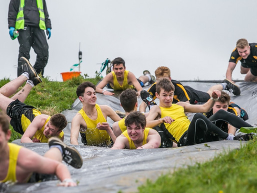 Obstacle Course Racing - 4 tips to face your fears