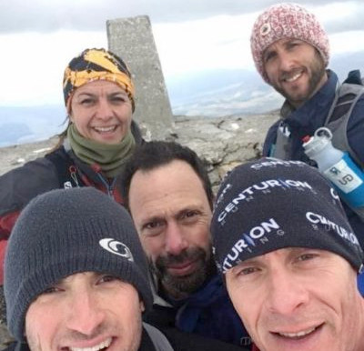 Three Peaks Guinness World Record Attempt
