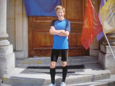 Joseph Grosvenor - No ordinary 15 year old