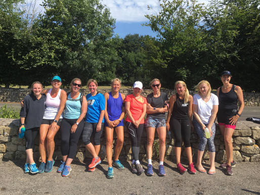 My Training diary for Race to the King Part III ~ Ciara Davies