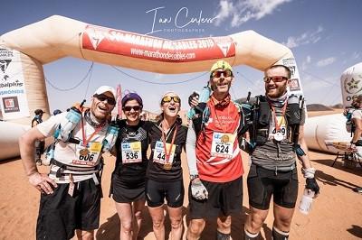 Marathon des Sables 2019 ~ Steven Ladlow