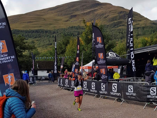 Sky Running World Championships - Ben Nevis Ultra