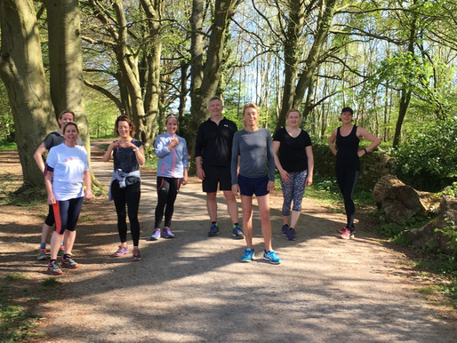 My training diary for the Race to the King part I ~ Ciara Davies