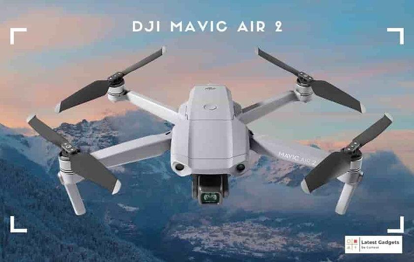 1. DJI Mavic Air 2