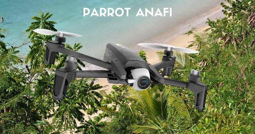 5. Parrot Anafi