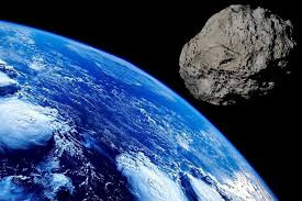 Asteroid collision with Earth, Asteroid passes by earth