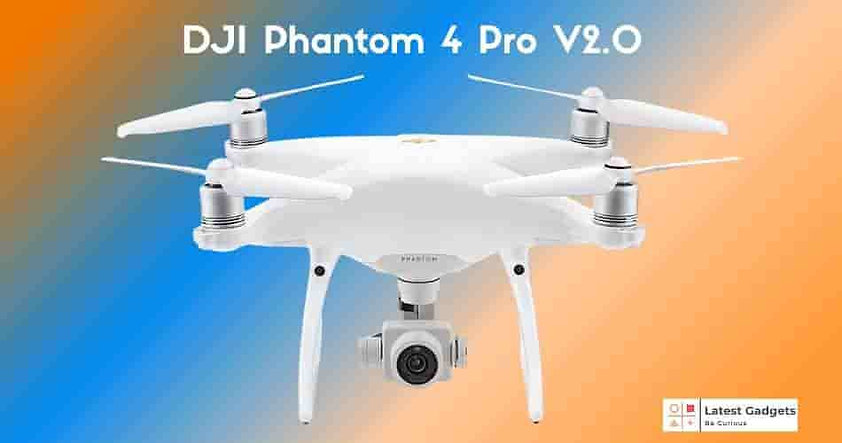 8. DJI Phantom 4 Pro V2.0