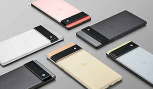 THIS IS THE PIXEL 6 & 6 Pro, GOOGLE'S TAKE ON AN 'ULTRA HIGH END' PHONE