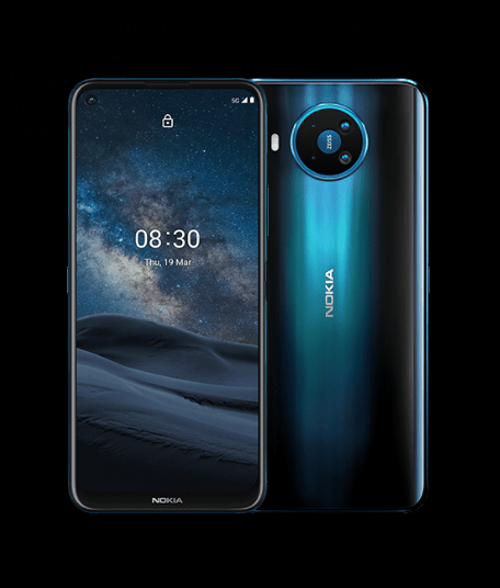 Nokia has launched Nokia 8.3 with snapdragon 765 5G processor.