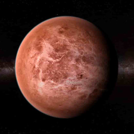 Scientists find a gas that usually indicates the presence of biological life on the Venus