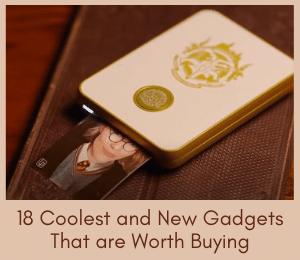 18 Coolest gadgets