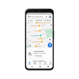 Google Maps updates help you cope with the pandemic