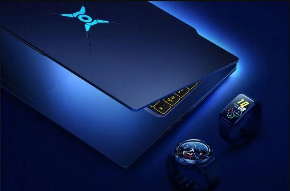 Gaming Laptop by Honor , with 2 new smartwatches