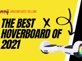 SISIGAD Hoverboard Review 2021 🔥 Best Self Balancing Hoverboard on Amazon