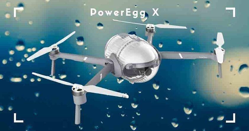 7. PowerVision PowerEgg X