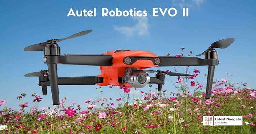3. Autel Robotics EVO II
