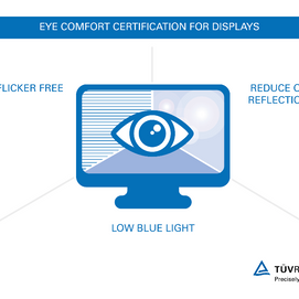 What is TUV Rheinland Eye Care Certification and Is it necessary for Mobile, Computer displays?