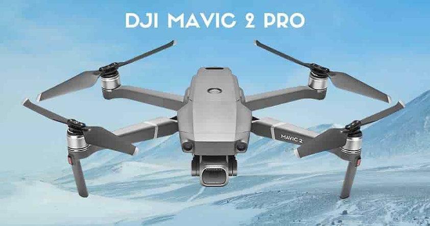 2. DJI MAVIC 2 PRO