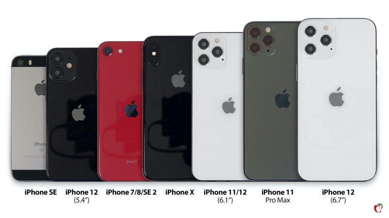 iPhone 12 Pro, 12 Pro Max, iPhone 12