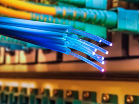 Japan sets internet speed record by transferring 319 Tb/s over 3,001 km