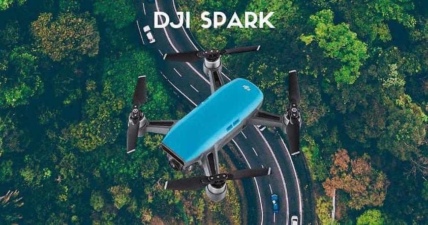 9. DJI Spark