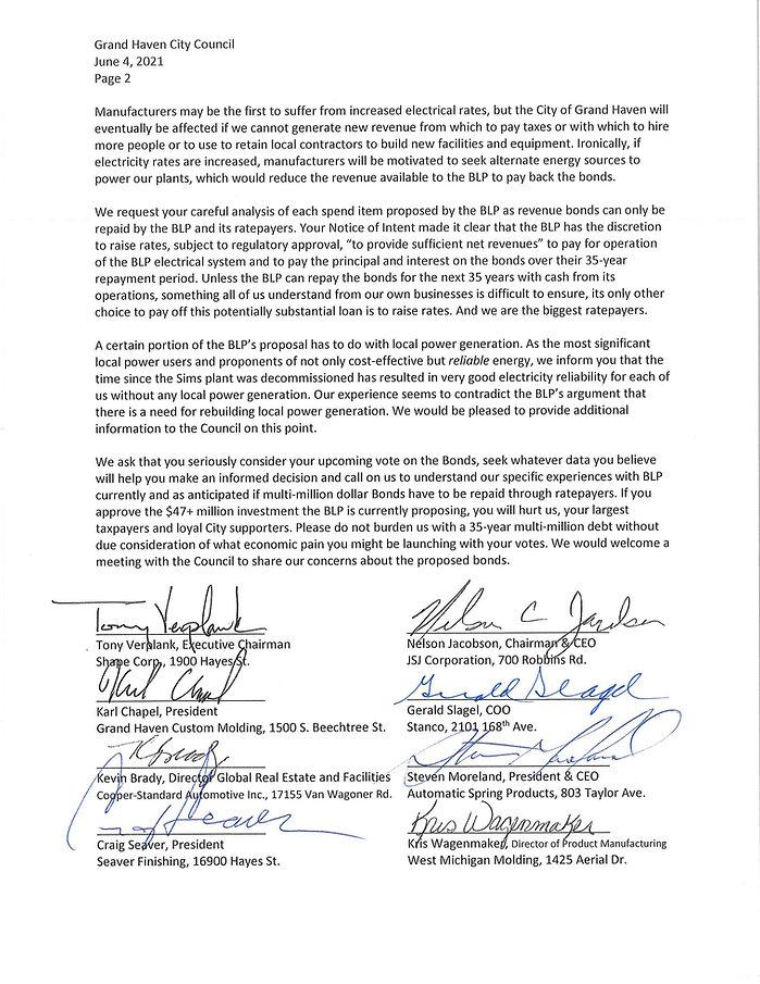 Industry letter regarding BLP_Page_2.jpg